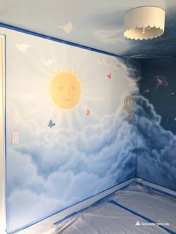 Night and Day mural by Tamara Hergert 12