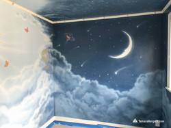 Night and Day mural by Tamara Hergert 18