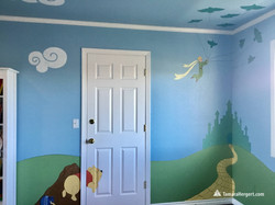 Story book mural by Tamara Hergert 17