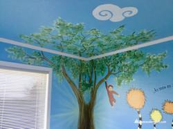 Story book mural by Tamara Hergert 8