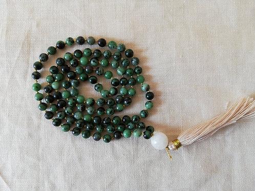 Amuleto di Zoisite