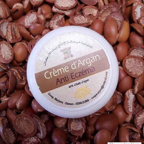 Anti-Eczema - Moisturizing cream made from Argan