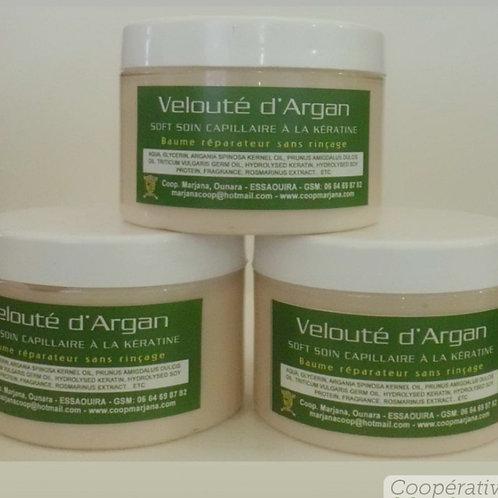 Velvety Argan - Keratin