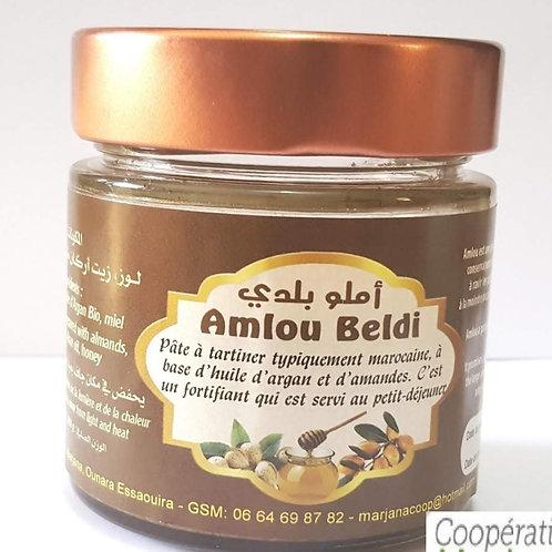 Amlou Beldi (Cream to Spread)