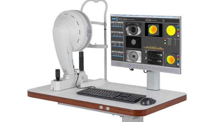 Η τοπογραφία κερατοειδούς Pentacam και η σημασία της στην διάγνωση των οφθαλμικών παθήσεων.