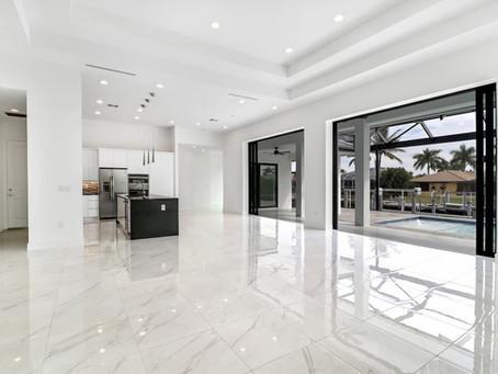 Efficiency in Open Floor Plans