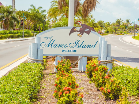 Marco Island 'Oozing with Charm'