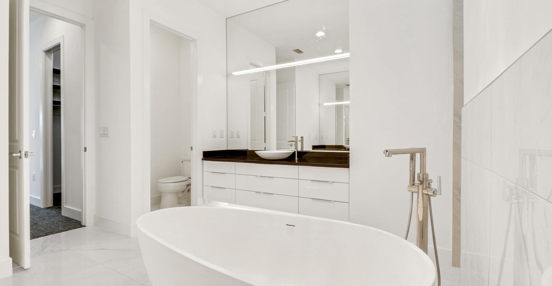 Jamaica Court home in Marco island interior master bath