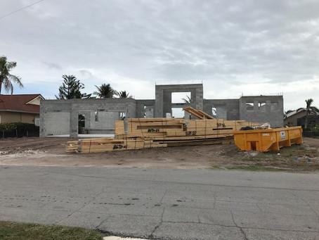 Construction Still Strong Through January