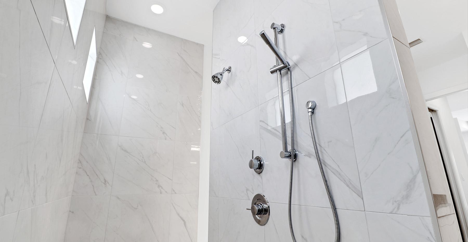 Jamaica Court home in Marco island interior bathroom shower
