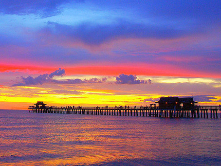 Naples Named by National Geographic as Happiest Florida City