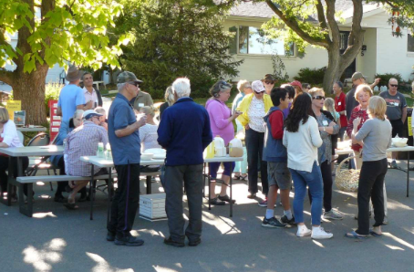 Bringing Neighbors Together with Street Gatherings