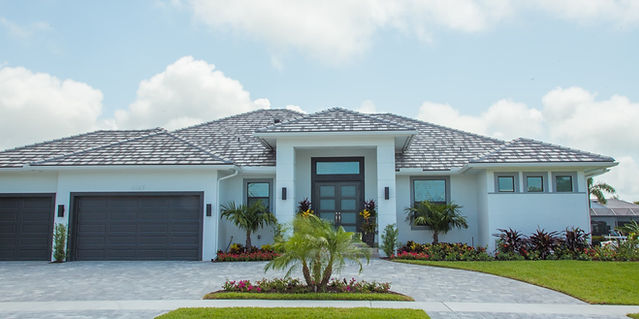 Nova Homes Luxury Build in Marco Island