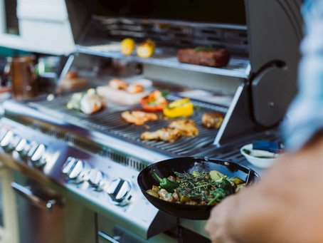 OUTDOOR KITCHEN SPACES SPARK INTEREST ACROSS THE NATION