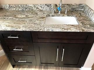 Master Bath Cabinets nova Homes