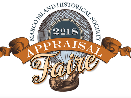 Marco Island Spring Appraisal Faire, March 2 & 3, 2018