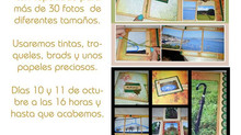 Taller Intensiu: Àlbum en ScrapBook