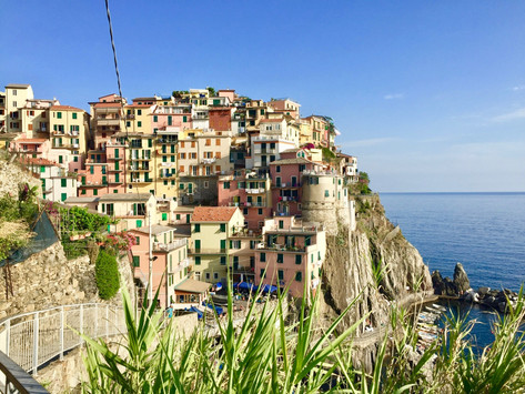Cinque Terre. All things you wanna know before going