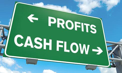 Don't assume your profitable company has strong cash flow