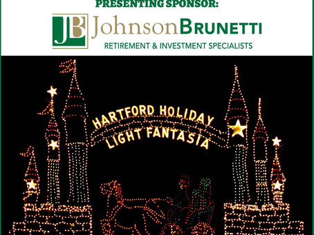 HOLIDAY LIGHT FANTASIA PRESENTED BY JOHNSON BRUNETTI,  OFFERS CORPORATE DISCOUNT TICKET PROGRAM