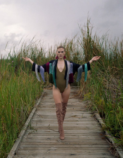Model: Helena May Stylist: Brandon Kafarela HMU: Chastity Smith Agency: FiftyTwo45