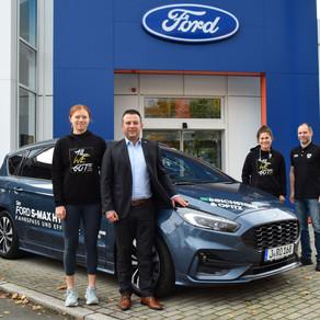 Reichstein und Opitz unterstützt die USV VIMODROM Baskets Jena