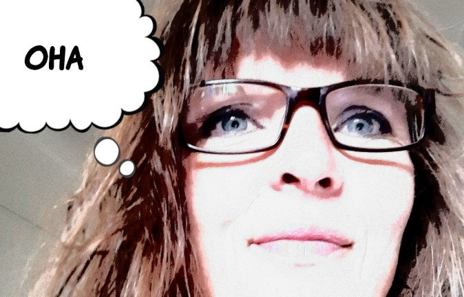 Mit Brille sieht man mehr - auch Dreck. Von Kirsten Surwehme