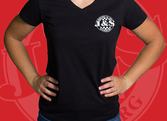 Women's Curing Hangovers Since 1938 T-Shirt (Black)