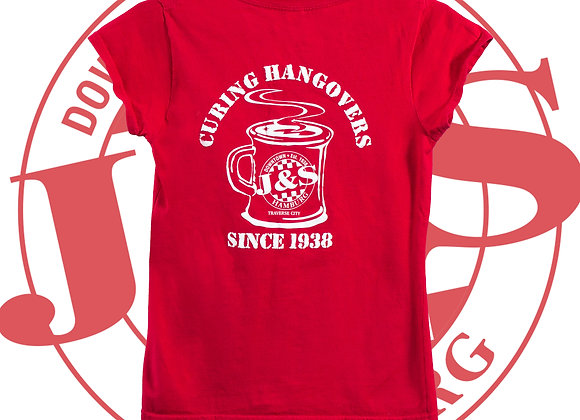 Women's Curing Hangovers Since 1938 T-Shirt