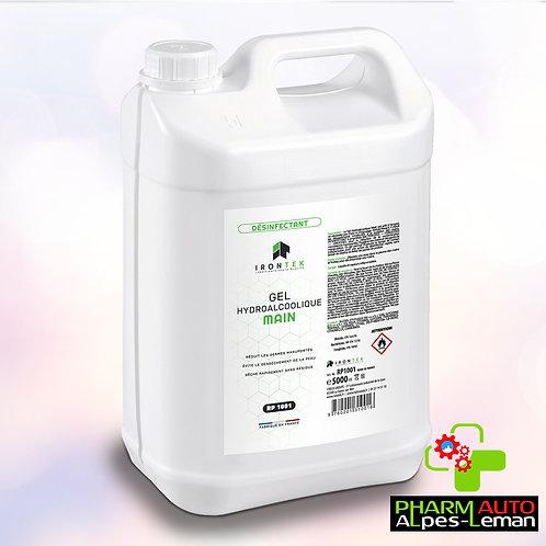 Desinfectant Gel Hydroalcoolique Main - 5 L