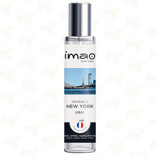 Spray parfum Auto Voyage à New York