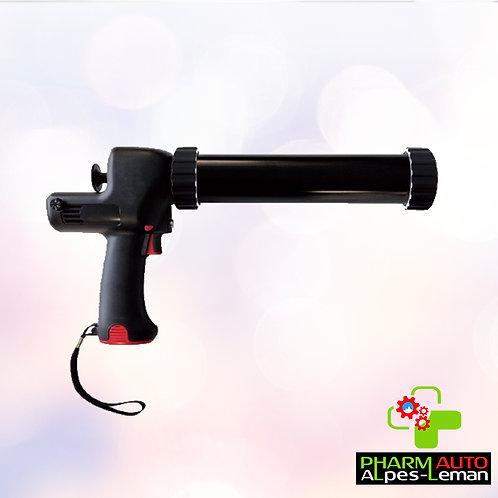 Pistolet Electrique Batterie Cartouche 310ML + Sachet 300-400ml