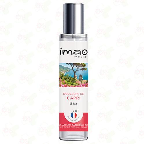 Spray parfum Auto Douceurs de Capri