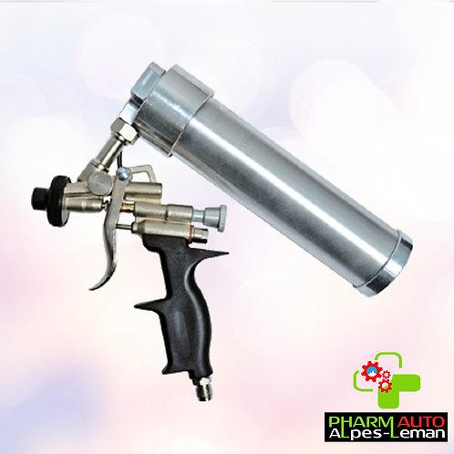Pistolet Pneumatique Pulverisable Cartouche 310ml