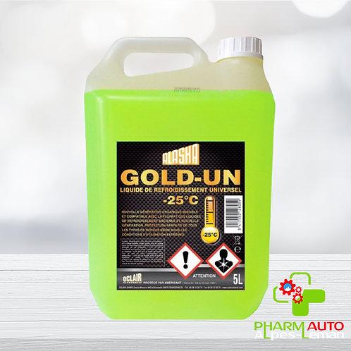 Liquide de Refroidissement GOLD-UN  -25°C