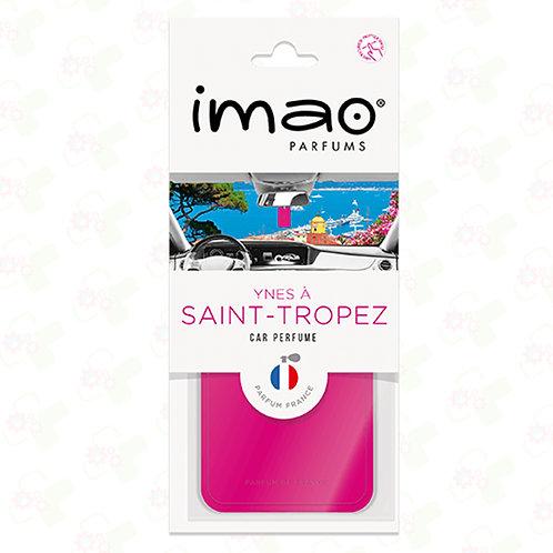 Carte parfumée Auto Ynes à Saint Tropez
