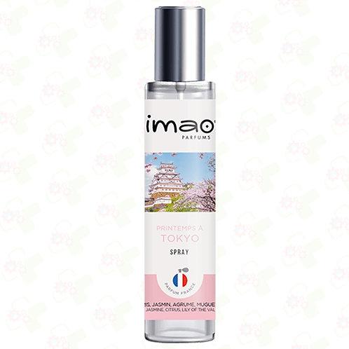 Spray parfum Auto Printemps à Tokyo