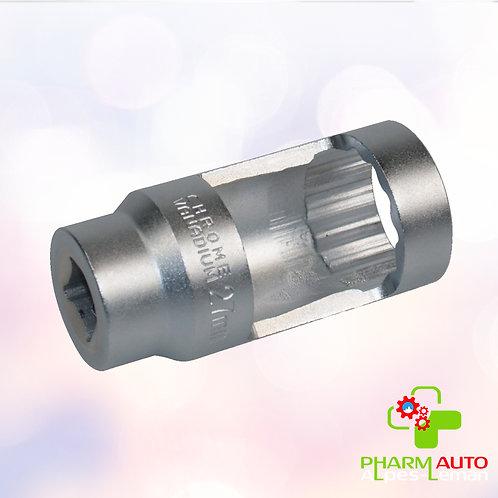 Douille Injection Diesel Multi-pans - Carré 1/2