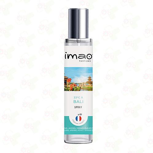 Spray parfum Auto 33°C à Bali