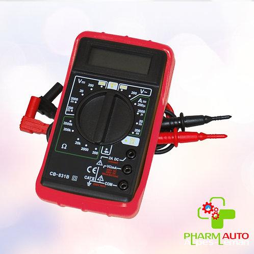 Multimètre Digital Tension Maxi 250V