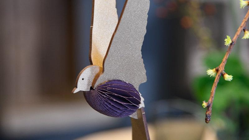 Vogel-Deko