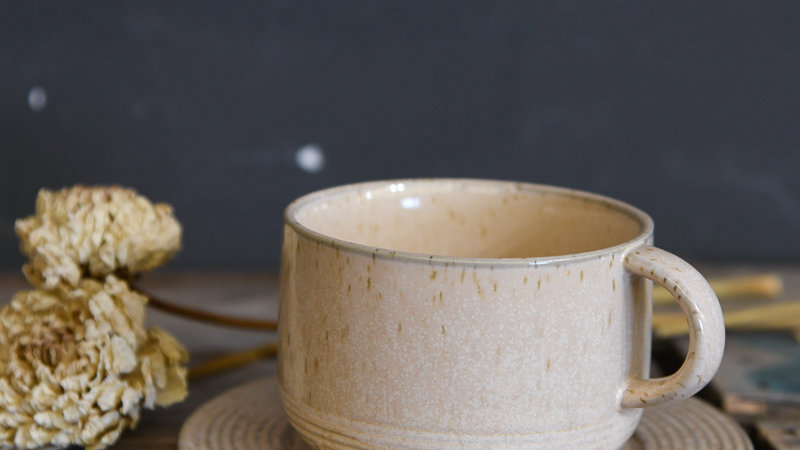 Tasse mit Untersatz