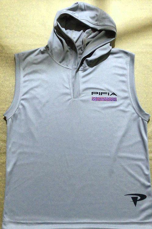 Men PF Sleeveless hoodie