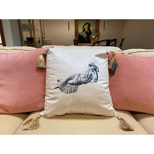 Boudoir pillow offwhite