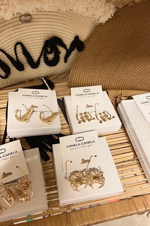 Zodiac earring