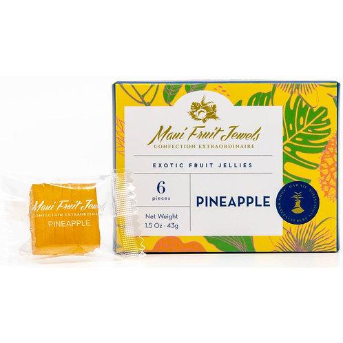 Maui  Fruit Jewels -Pineapple Fruit Jelly