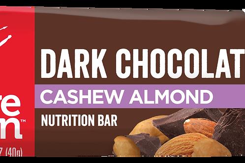 Dark Chocolate Cashew Almond Nutrition Bars