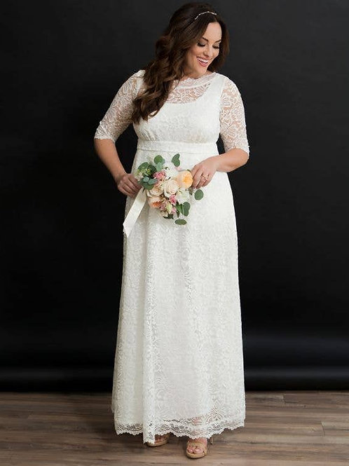 Sweet Serenity Wedding Dress Plus Size