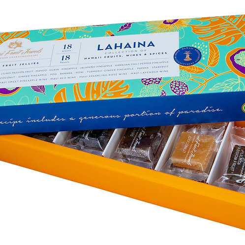Exotic Fruit Jellies - Lahaina (Fruits+Wines+Spices) Collection