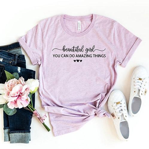 Beautiful Girls Shirt